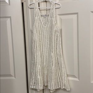 Lovers + Friends Crochet Dress